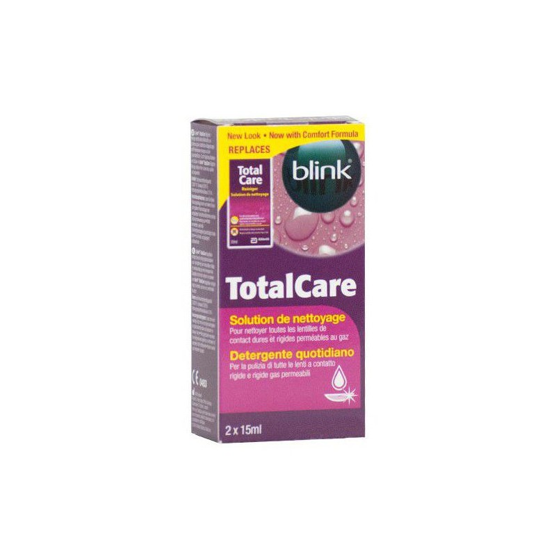 blink Total Care nettoyage