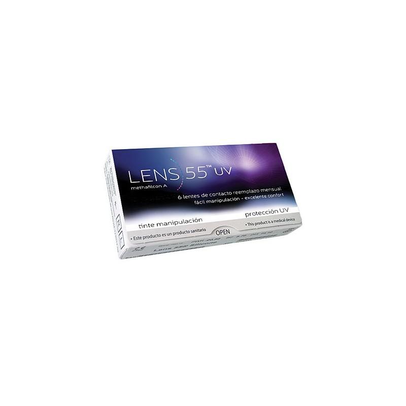 LENS 55 UV CSR Sphérique