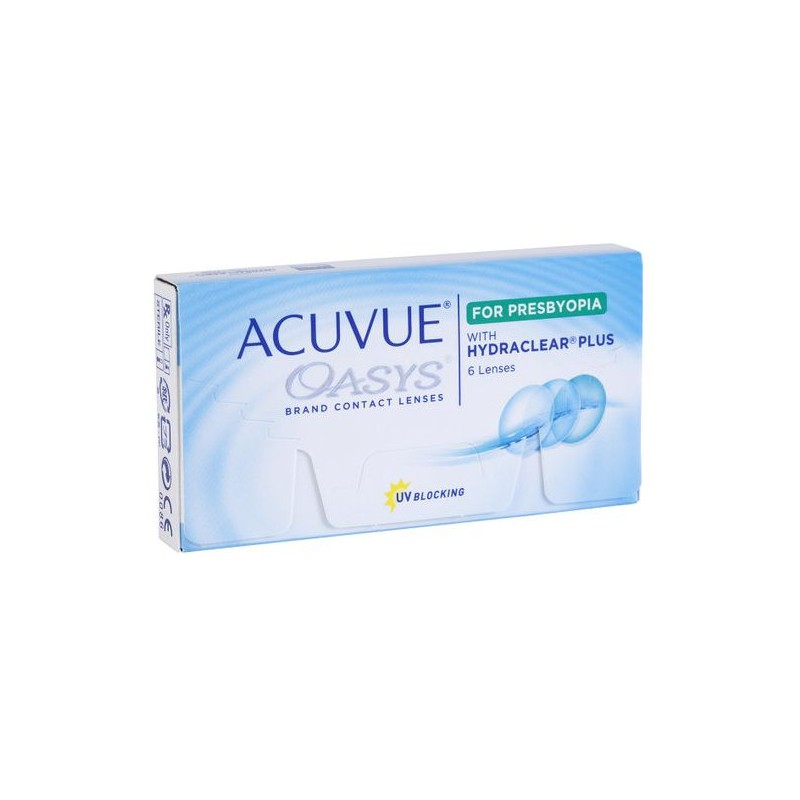 ACUVUE OASYS for PRESBYOPIA With...