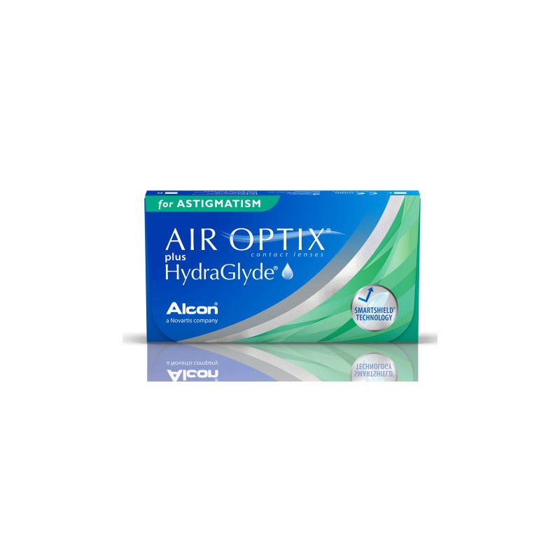 AIR OPTIX plus HydraGlyde for...