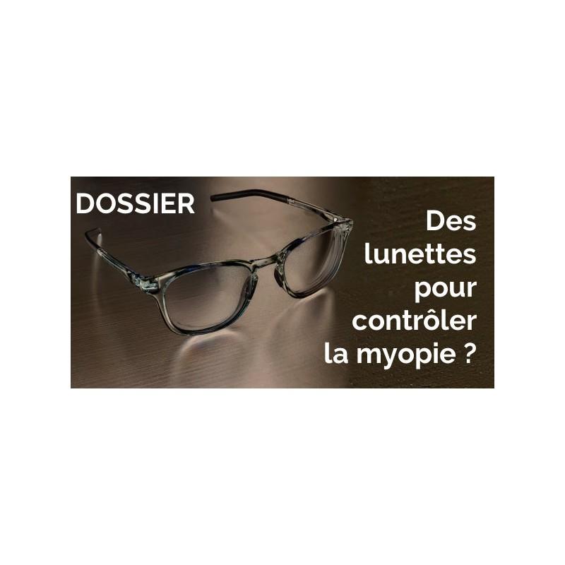 Dossier lunettes pour contrôler...